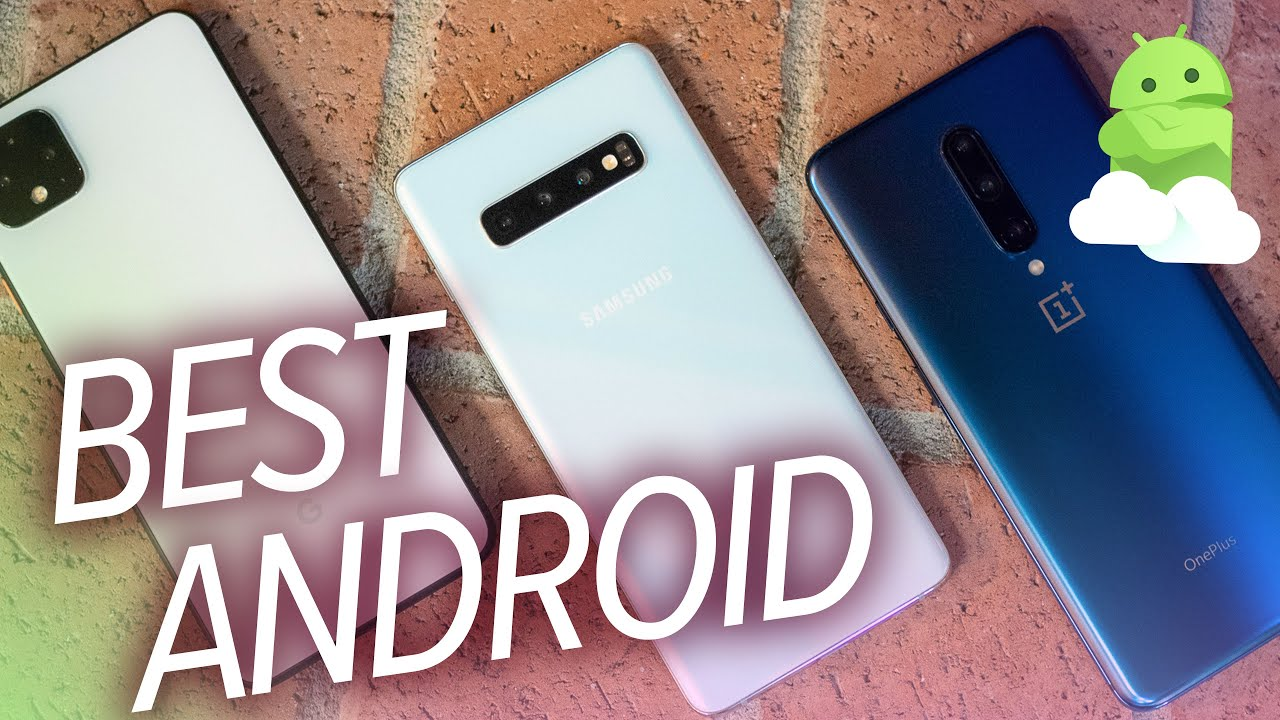 best android mobiles 2020