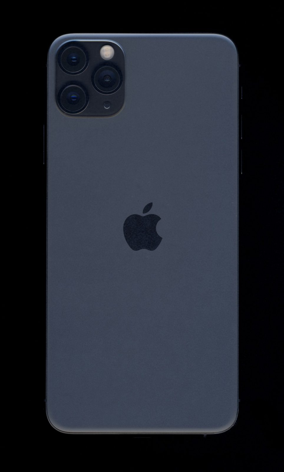 iPhone 11 Pro Max in space grey color